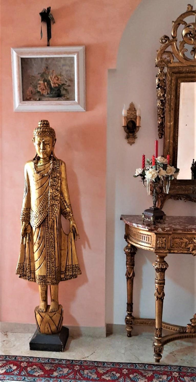 statua orientale